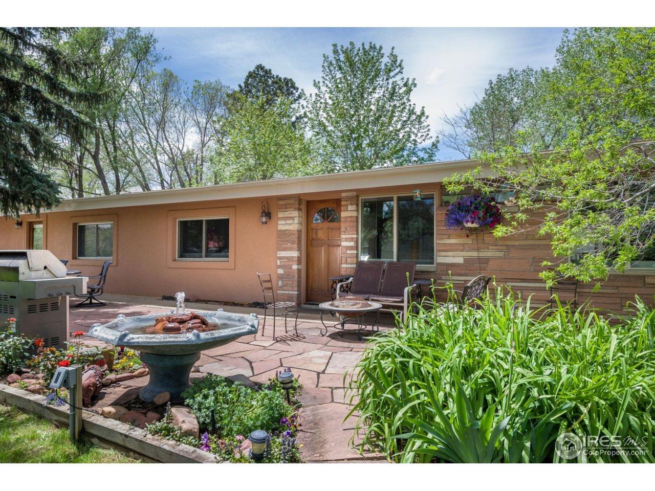 1303 Marshall Rd, Boulder CO 80305