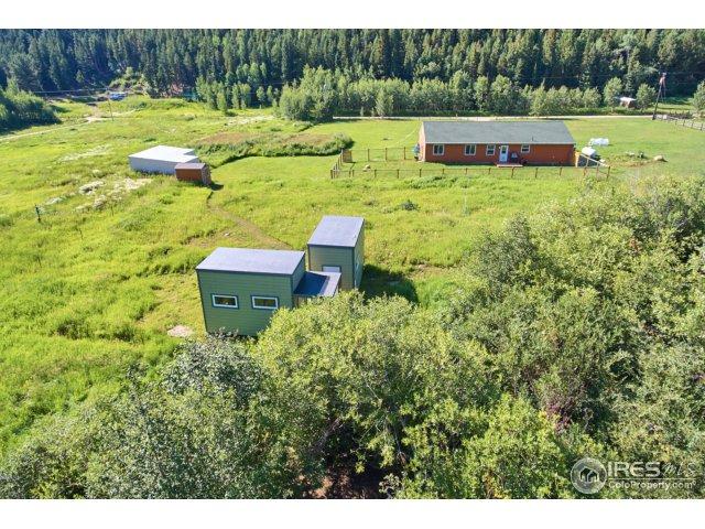 545 Caribou Rd Nederland, CO 80466 - MLS #: 828534
