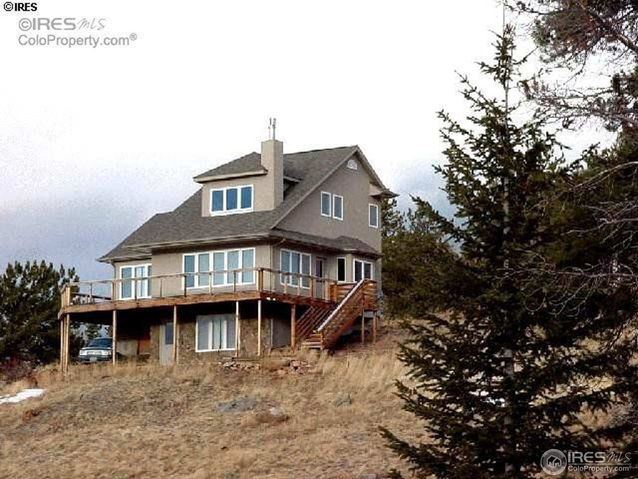 759 Huron Rd, Red Feather Lakes CO 80545