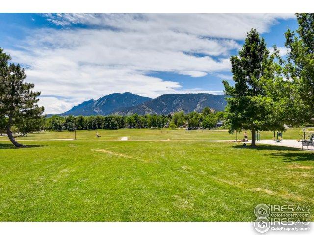 Walk to N Boulder Park