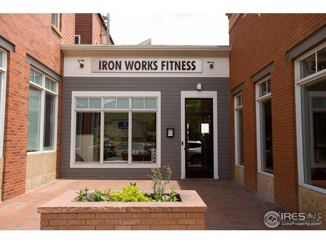 North Boulder's Gym