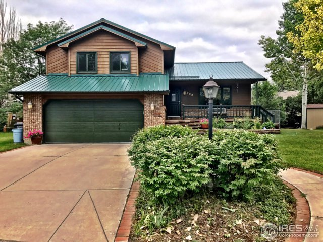 308 Lago Ct Fort Collins, CO 80524 - MLS #: 828694