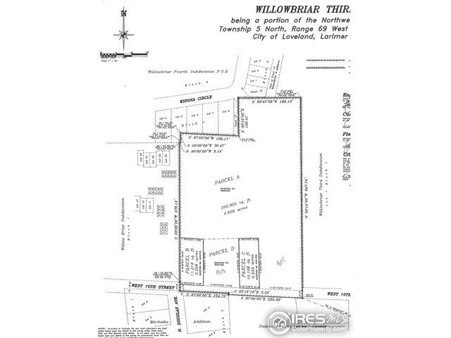905 W 10th St Loveland, CO 80537 - MLS #: 828889