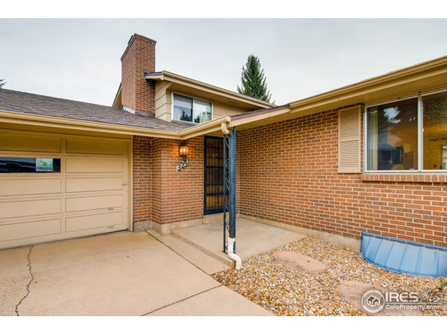 325 Seminole Dr Boulder, CO 80303 - MLS #: 828946