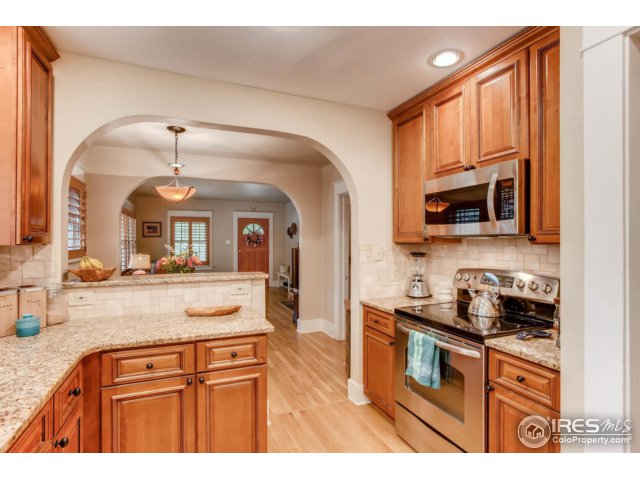 744 University Ave Boulder, CO 80302 - MLS #: 829112