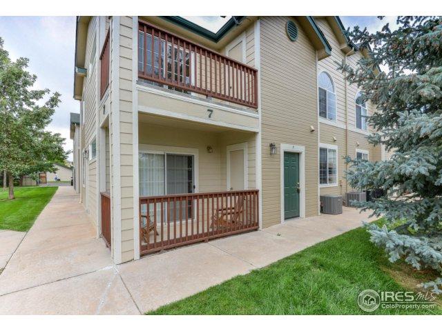 3002 W Elizabeth St Unit 7F Fort Collins, CO 80521 - MLS #: 829123