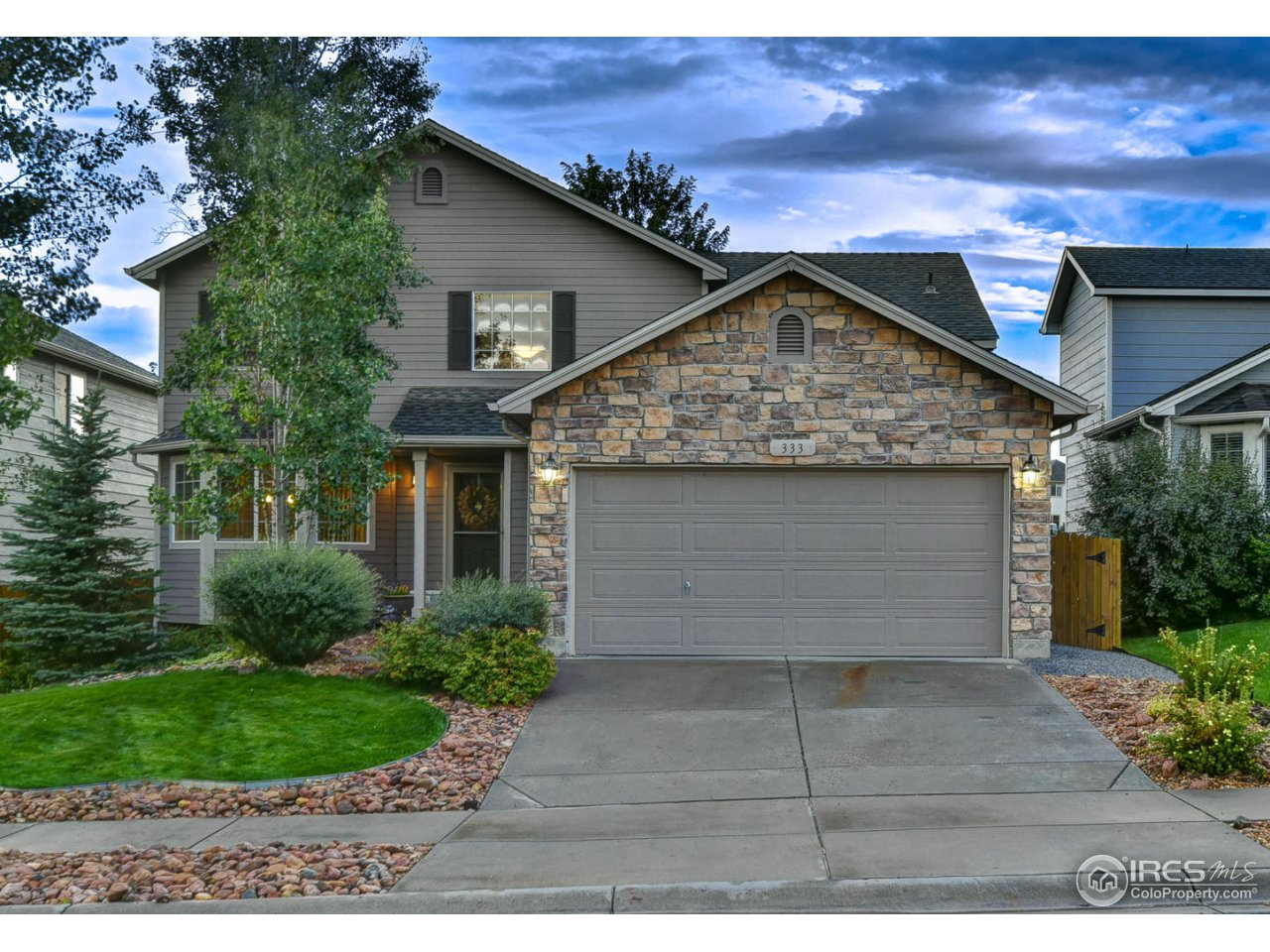333 Peyton Dr, Fort Collins CO 80525