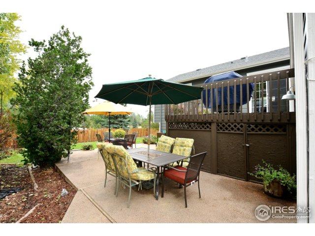 2520 Baxter Pl Fort Collins, CO 80526 - MLS #: 829461