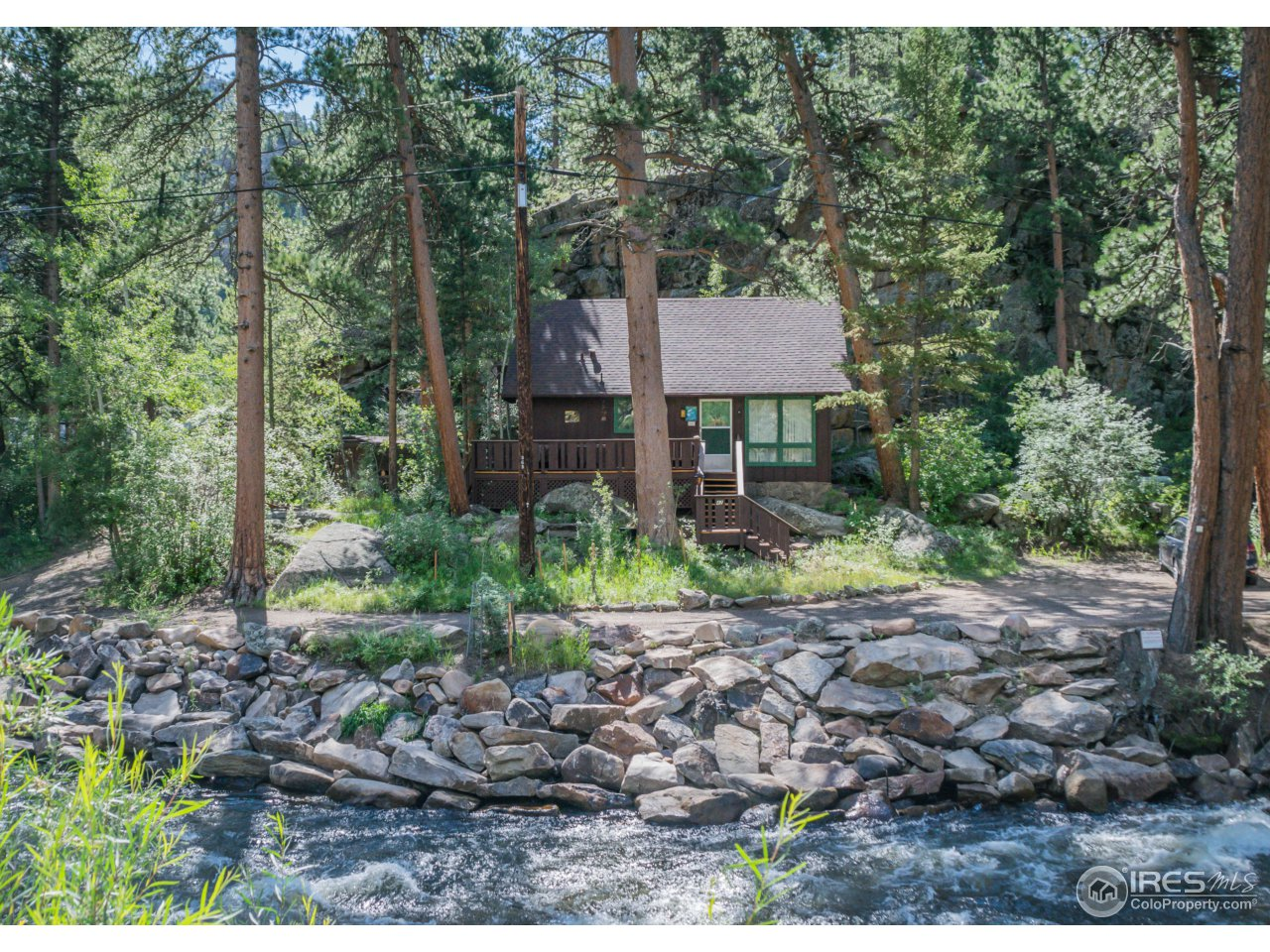 42 Evergreen Point Rd, Drake CO 80515