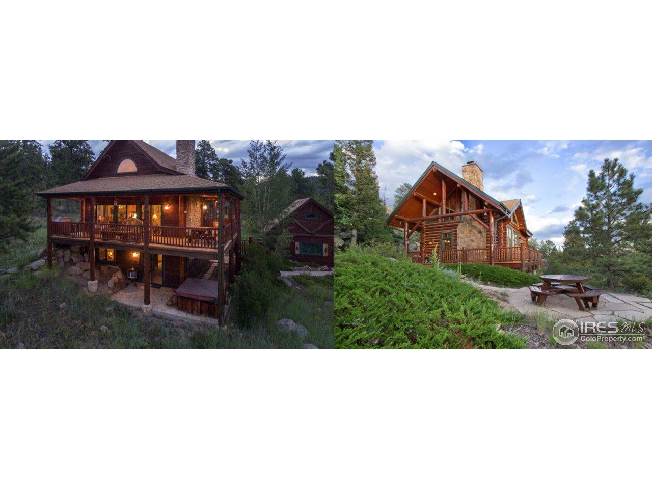 Property Photo For 2971 Lory Ln Estes Park CO 80517 MLS 829130