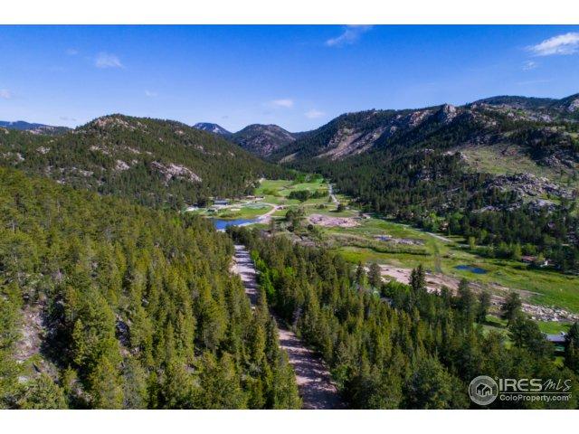 Aerial View - Big Elk Meadows