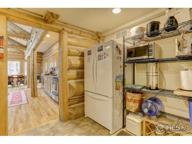 Pantry Area - Kitchen