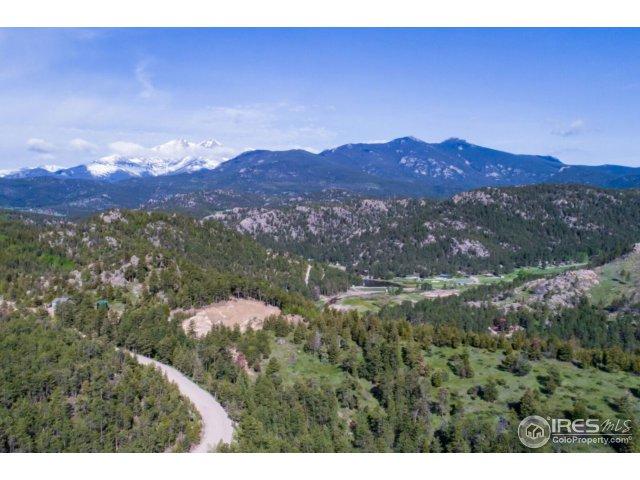 Road to Big Elk - Aerial