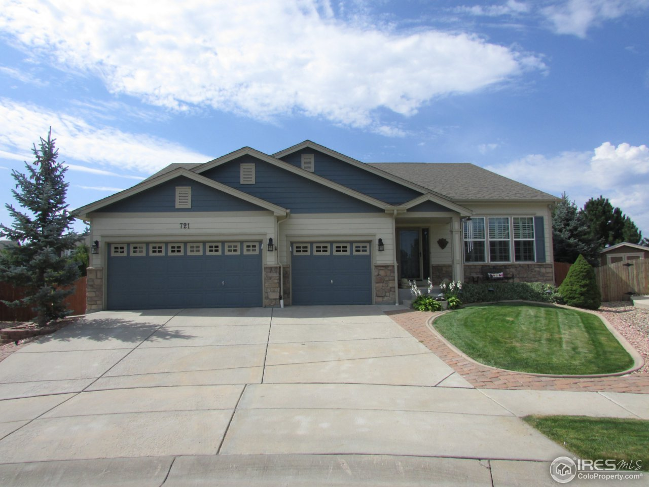 721 Peyton Dr, Fort Collins CO 80525
