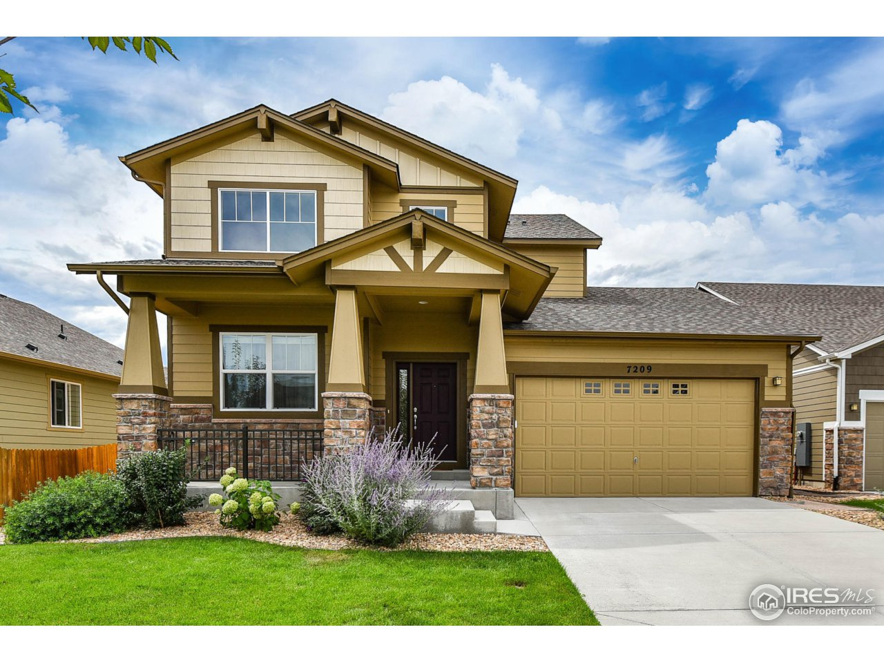 7209 Crooked Arrow Ln, Fort Collins CO 80525