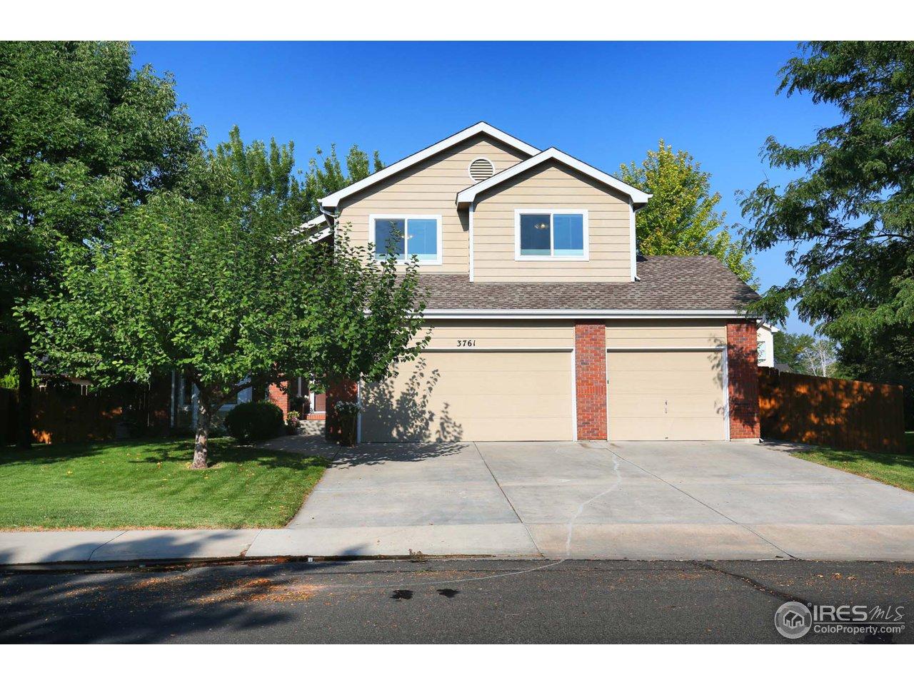 3761 Kentford Rd, Fort Collins CO 80525