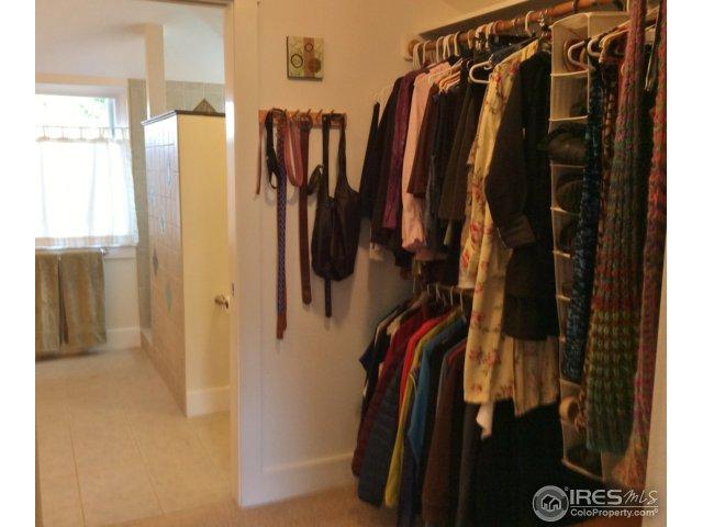 Master Walk-Through Closet
