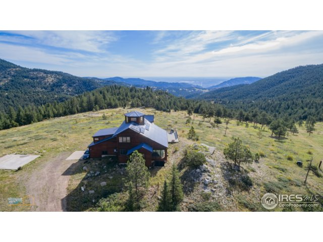 2945 Sugarloaf Rd Boulder, CO 80302 - MLS #: 828759