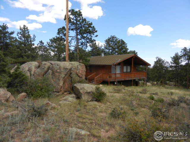 3229 Green Mountain Dr Livermore, CO 80536 - MLS #: 837892