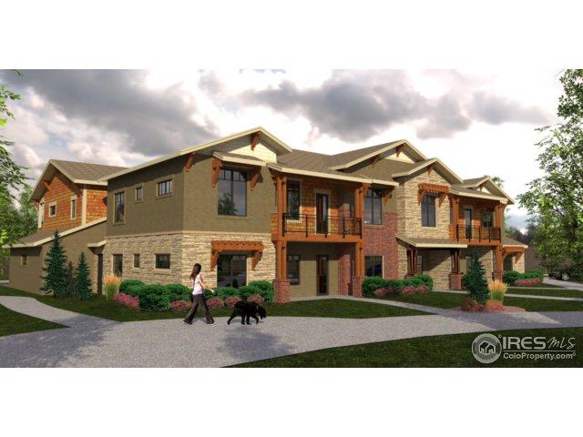706 Centre Ave Unit 202 Fort Collins, CO 80526 - MLS #: 832406