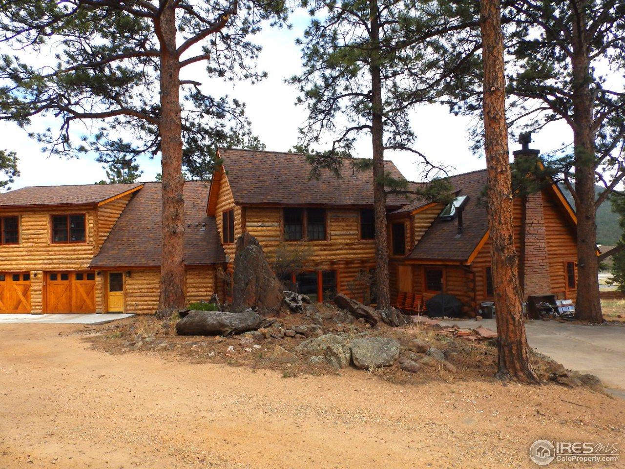 Property Photo For 1101 Lexington Ln Estes Park CO 80517 MLS 832477