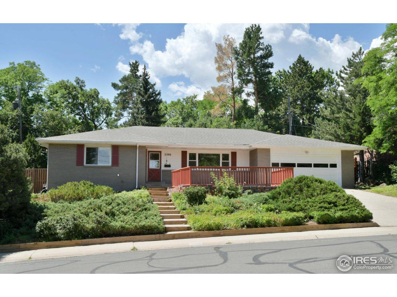 2390 Dartmouth Ave, Boulder CO 80305