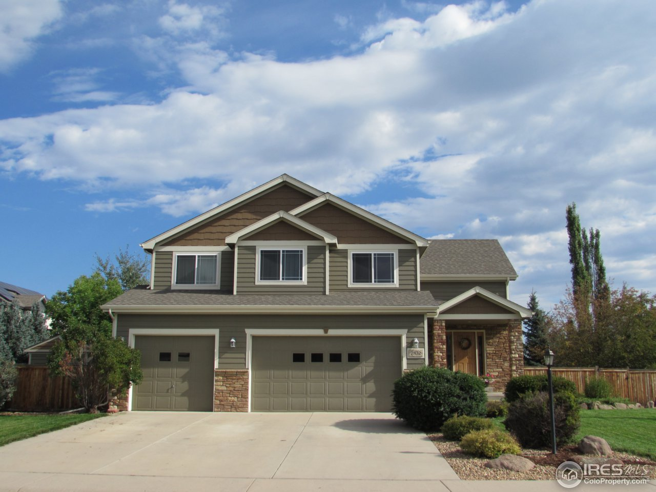 2832 HEADWATER DR, FORT COLLINS, CO 80521