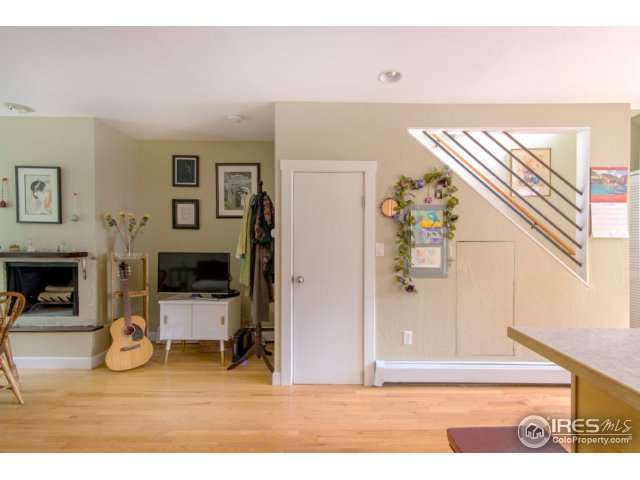 Hardwood floors throughout main floor