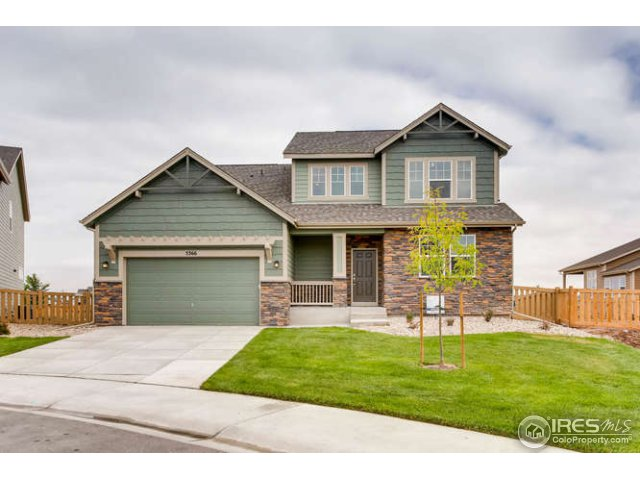 5366 Bowen Lake Ct Timnath, CO 80547 - MLS #: 833939