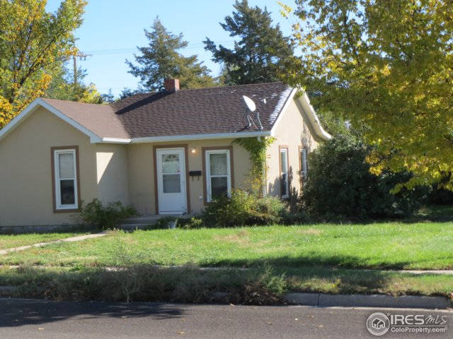 218 Custer Ave Akron, CO 80720 - MLS #: 834449