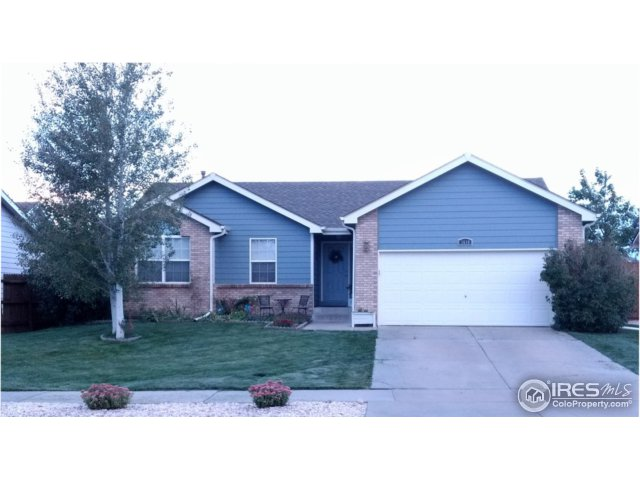 3610 Stagecoach Dr Evans, CO 80620 - MLS #: 834408