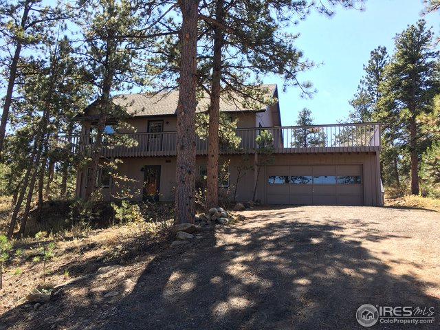 2850 Wildwood Dr Estes Park, CO 80517 - MLS #: 834541