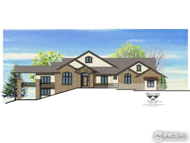 3554 Backbone Dr Loveland, CO 80538 - MLS #: 834634