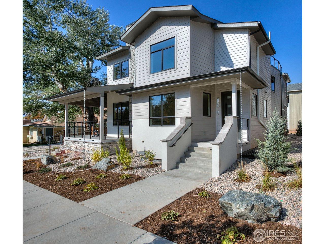 854 E Stuart St, Fort Collins CO 80525