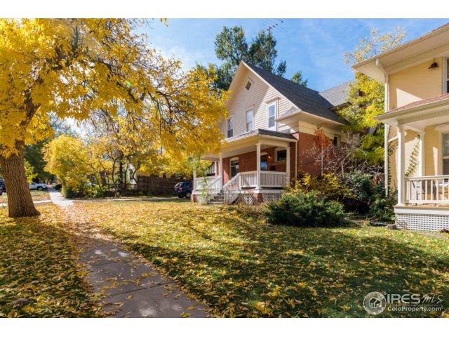 1061 11Th St Boulder, CO 80302 - MLS #: 835280