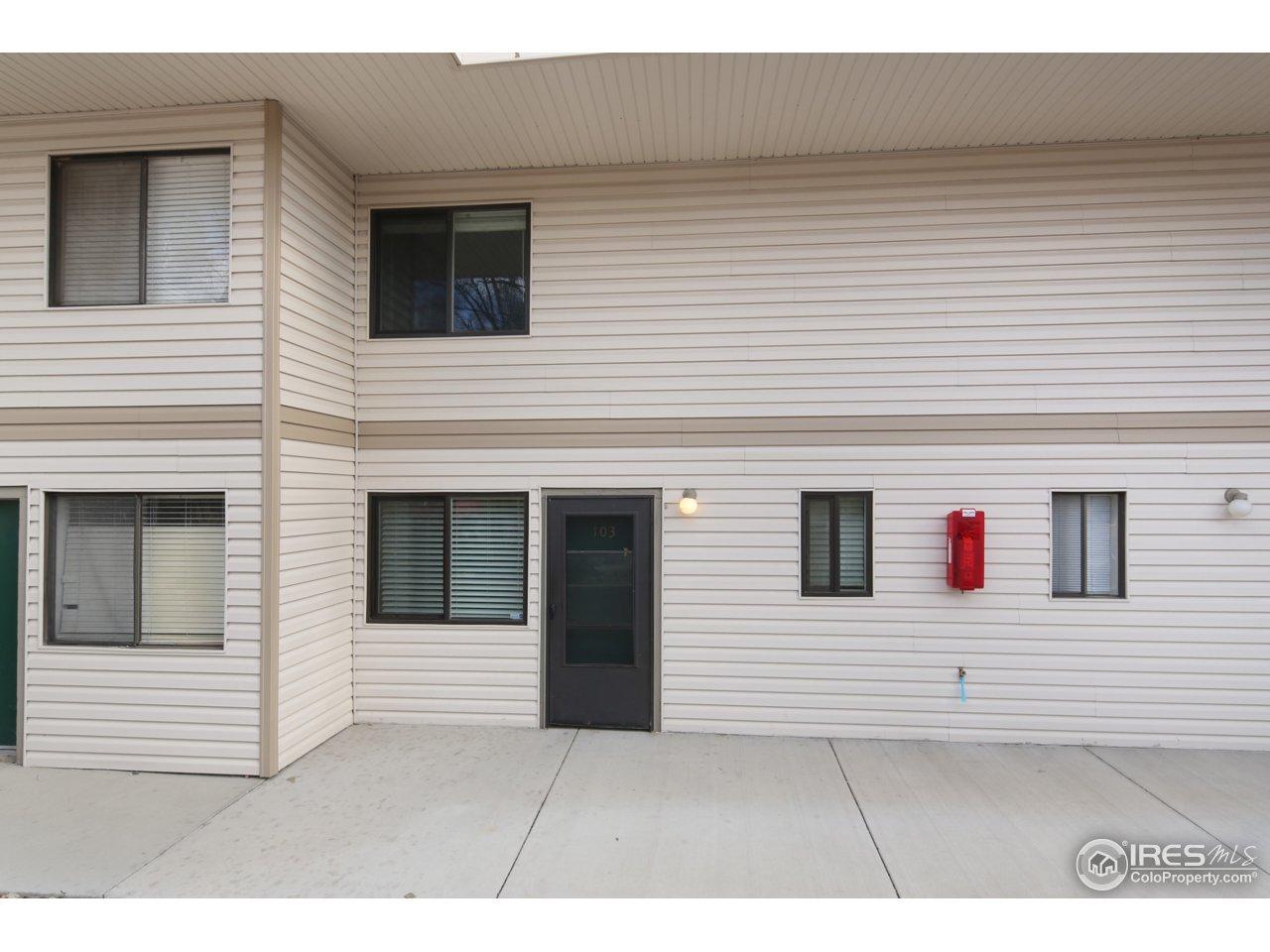 1705 Heatheridge Rd L-103, Fort Collins CO 80526