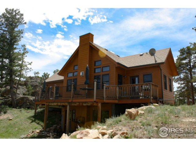 193 Critter Ct Livermore, CO 80536 - MLS #: 836662
