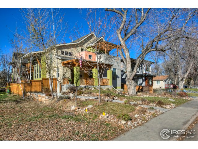 425 Wood St Fort Collins, CO 80521 - MLS #: 836735