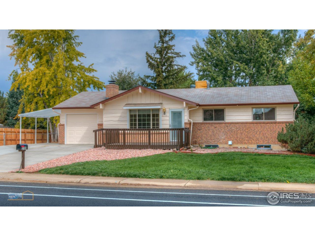 2708 Mountain View Ave, Longmont CO 80503