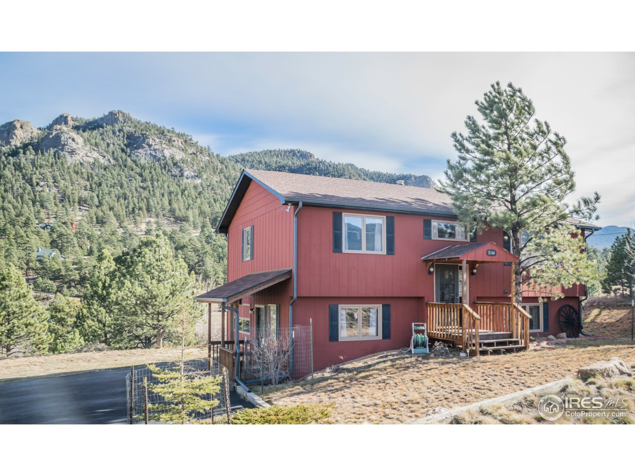 2140 Longview Dr, Estes Park CO 80517