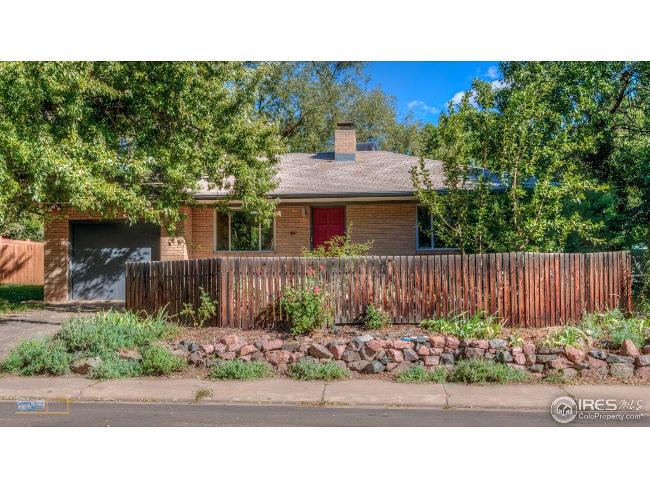 835 Iris Ave, Boulder CO 80304