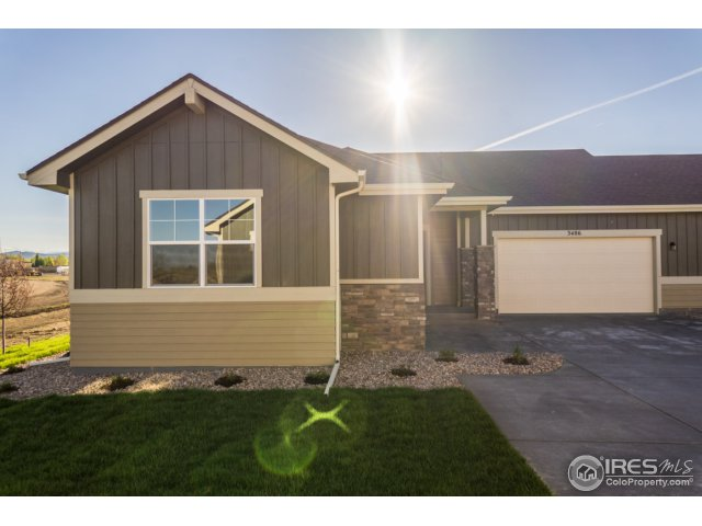 3480 Prickly Pear Dr Loveland, CO 80537 - MLS #: 837372