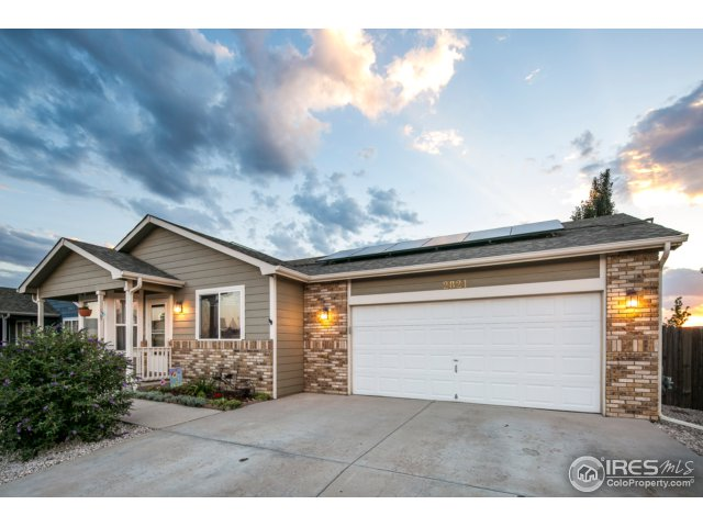 2821 Apricot Ave Greeley, CO 80631 - MLS #: 837819