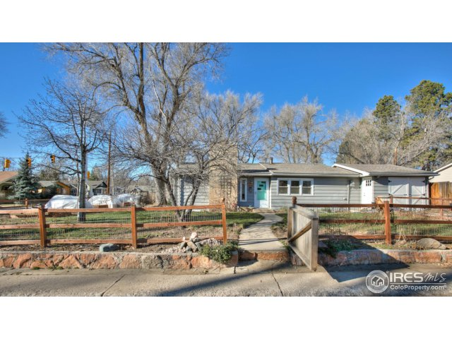201 N Mckinley Ave Fort Collins, CO 80521 - MLS #: 837857
