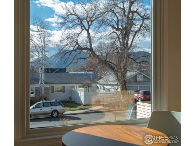 View from Kitchen Nook