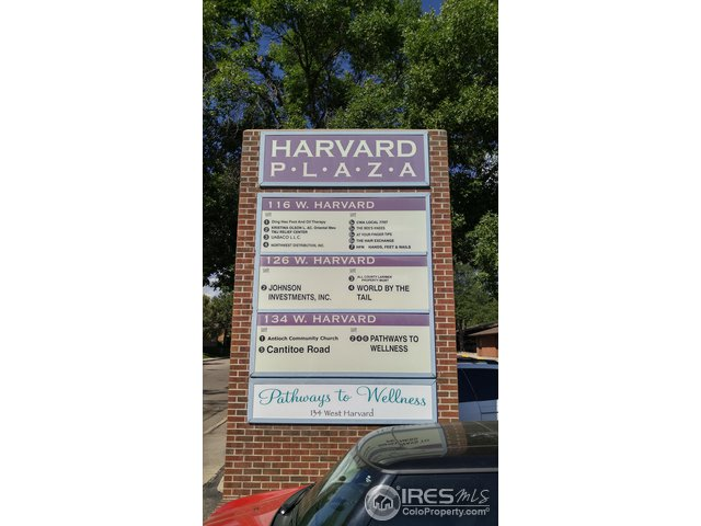 116 W Harvard St Unit 7 Fort Collins, CO 80525 - MLS #: 837919