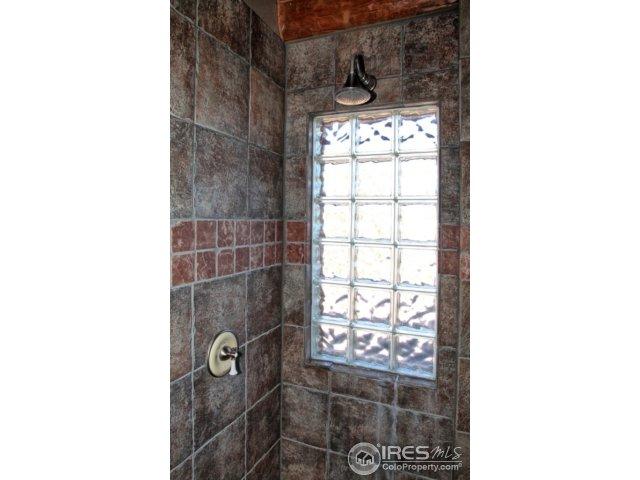 Jack and Jill Bathroom Shower