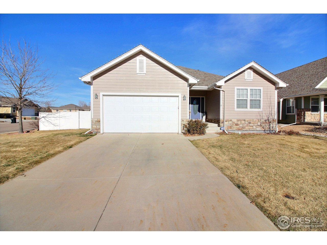 6607 34th St, Greeley CO 80634
