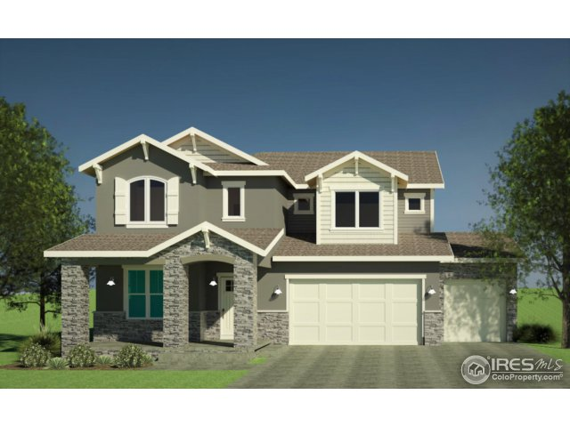 408 Gannet Peak Dr Windsor, CO 80550 - MLS #: 831195