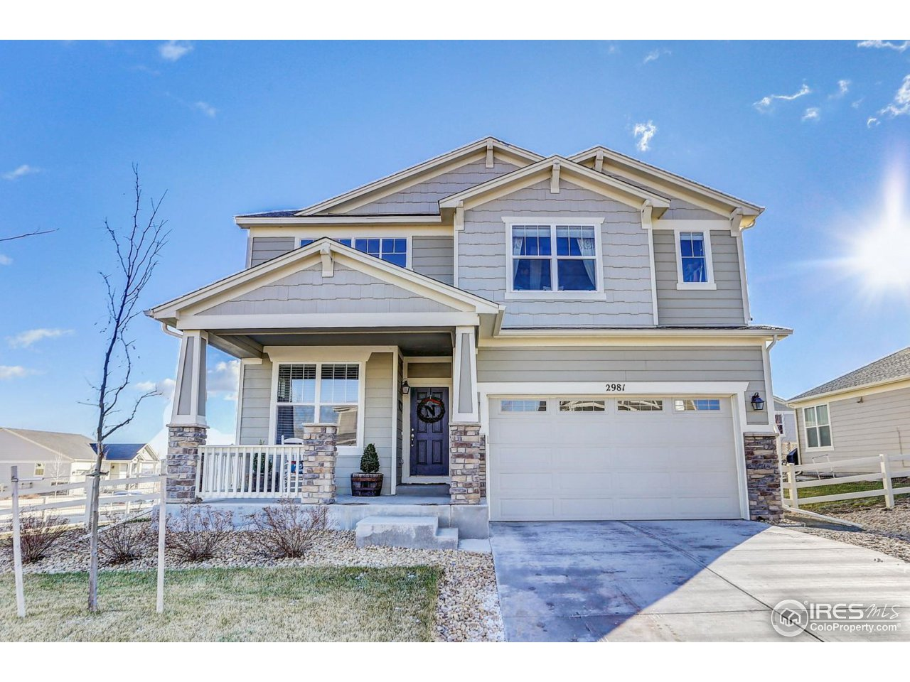 2981 Haflinger Dr, Fort Collins CO 80525